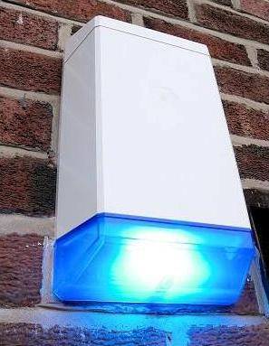 Burglar Alarm Installed in Sheffield