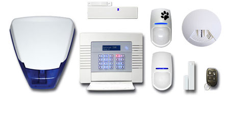 Intruder Alarms Installed in Bury